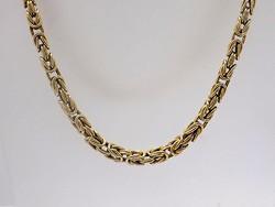 Arany tömör királylánc (ZAL-Au67842)