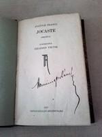 Antik könyv  -   Anatole  France  - Jocaste  -   világirodalom