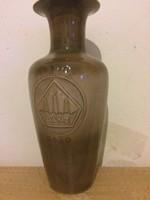 Porcellan vaza zsolnay