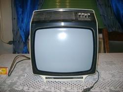 Retro TÜNDE VIDEOTON televízió, tévé