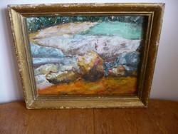 Osztrák hagyatékból nem azonosított festő egyik képe