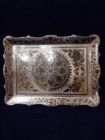 Pazar antik ezüst tálca 925-ös Nincs minimálár!!