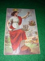 I.V. H. képeslap