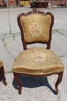Antik Bécsi barokk székek!