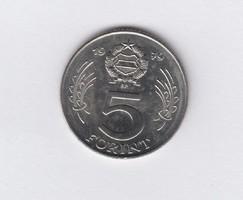 UNC 5 Forint 1979 (0055)