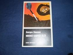 Georges Simenon könyvcsomag