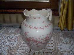 Jelzett antik mosdókancsó