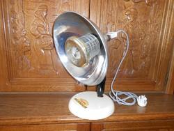 Vintage Loft UV Lámpa és Hősugárzó