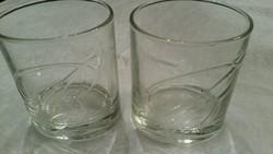 2db Ballantine's pohár pótlásnak