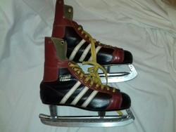 Vintage ADIDAS FÜSSEN NHL-es hoki korcsolya