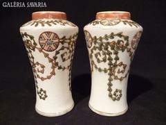 Y013 H3 Antik szecessziós osztrák váza pár