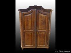 1921 R1 Hatalmas antik barokk szekrény
