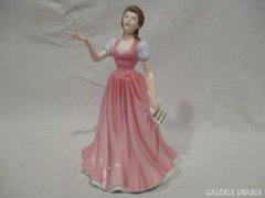 3392 D4 Royal Doulton porcelán énekesnő