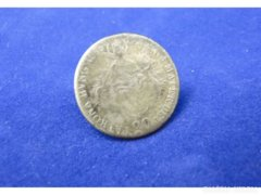 5726 Régi pénzérmés mandzsetta 20 krajcár 1835