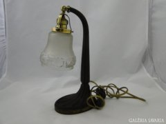 6073 Antik szecessziós asztali lámpa
