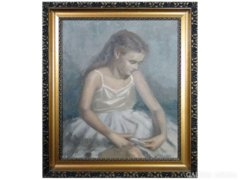6233 Rimanóczy Géza tüllszoknyás balerina