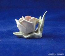 8484 Régi porcelán ENS rózsa