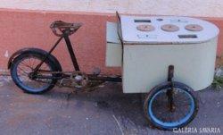 6600 Bagaméri fagylaltos tricikli gyerek kerékpár