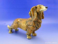 0A058 ENS tacskó kutya figura