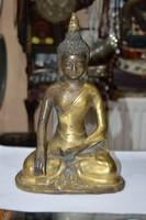 Kínai réz buddha figura
