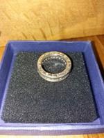 Bvlgari ezüst gyűrű