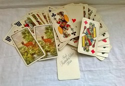 Ferd. Piatnik & Söhne Wien tarokk kártya