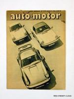 1976 január 6  /  AUTÓ - MOTOR  /  RÉGI EREDETI MAGYAR ÚJSÁG Ssz.: 1644