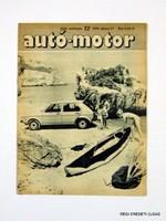 1976 június 21  /  AUTÓ - MOTOR  /  RÉGI EREDETI MAGYAR ÚJSÁG Ssz.: 1646