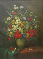 Nándory Sándor / Mezei virágok