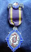 Angol kitüntetés