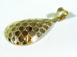 Arany metszett medál (Kecs-Au69289)