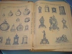 N10  1851-es Kastély felújításhoz katalógus 13209 db tétel Bútor,órák,ékszerláncok 1.sorozat