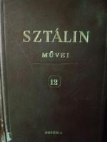 Sztálin művei 12-es kötet