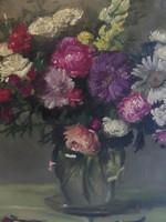 Zoboki I.: Virágcsendélet
