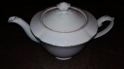 Drasche teás kanna aranyozott
