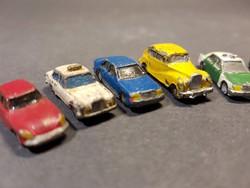 Extra kis ólom autó gyűjtemény