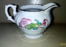 Tejes, tejszínes kis porcelán Bavaria kiöntő, tökéletes állapotban