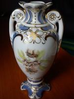 Royal Dux váza gyönyörű színekkel