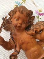 Olasz számozott angyalka hegedűvel