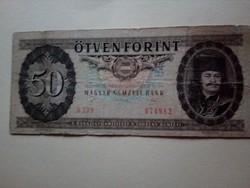 1989-es 50 Forint Ritka