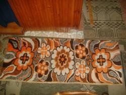 Retro suba szőnyeg, faliszőnyeg, falvédő
