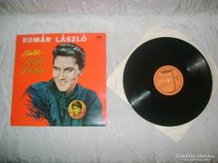 Komár László nagylemez - 1984