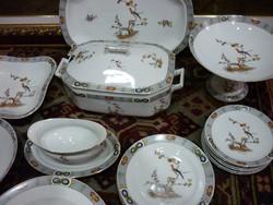 Viktória Cseh porcelán étkészlet 30 db