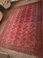 Antik nagyméretű szőnyeg 290cm x 205 cm