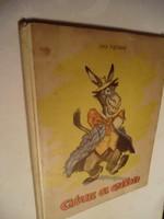 Kedves Retro könyv  Cirkusz az erdőben 1957 Vidám rímek, történetek