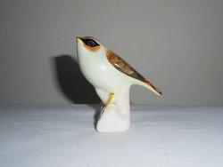 Aquincum porcelán madár figura madárka