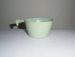 MALÉV relikvia - műanyag csésze bögre pohár - 1970-1980-as évekből