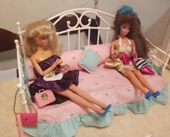 Barbie baba gyűjtemény komplett kiegészítőkkel együtt, Igazi ritkaság!