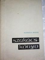 Komsa Anna: Szakácskönyv 1967.