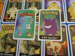 Fekete Péter játék kártya: Pokémon